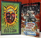 Rare Vtg. Sublime VHS Tapes Live Los Angeles 2-17-95 & Stories Tales & Lies.