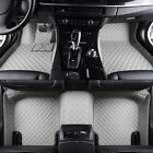 Best Car Front & Rear Row Floor Liner Leather Mat IN945 Fits VW Beetle 2012-2016