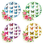 12 pcs 3D Butterfly Wall Stickers Art Decal Home Room Decorations Decor Kid