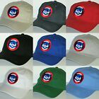 Chicago Cubs Polo Style Cap ⚾️Hat ⚾️CLASSIC MLB PATCH/LOGO ⚾️9 Great Colors⚾️NEW on Ebay