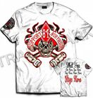 039 Hells Angels NorthSide Spain T-Shirt model 13 Front + Backside + sleeve