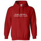 Custom Make America Parody HOODIE - Personalized Great Again Trump Sweatshirt