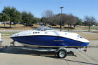 2012 SEA DOO 180 CHALLENGER SE WITH ONLY 41 HRS AND TRAILER NO RESERVE
