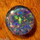 OPAL ROUND TRIPLET CABOCHON FOR JEWELRY RING OR STUD 10x2.5 mm 2.2 cts A grade