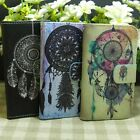 Wind Chimes Dream Catcher Wallet Kickstand Flip case cover for Sony