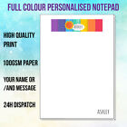 PERSONALISED NOTEPAD / JOTTER GREAT PRESENT