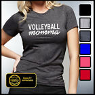 VOLLEYBALL MOMMA SHIRT, Volley Ball Mom Tshirt, Gifts For Mom, Funny Mom Shirts