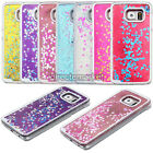 Dynamic Bling Glitter Star Quicksand Hard Case Cover for Samsung Galaxy S6 G9200