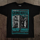 Ultra Trash - Double Feature  | Grindhouse, Black, Shirt, Horror, Zombies