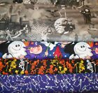 HALLOWEEN #8 FABRICS Sold INDIVIDUALLY NOT AS A GROUP By the HALF YARD
