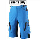 Arsuxeo Cycling Shorts Men Downhill MTB Bike Clothing Sportswear - Color Blue