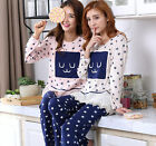Lovely Cotton 2pcs Sisters' Leisure Home Clothes/ Wear Pajama Sets M/L/XL