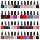 CND Shellac UV Nail Polish Choose from ALL Colours, Top Coats & Base Coat