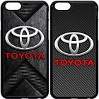 Toyota car logo case cover for Apple iPhone, Samsung.