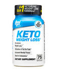 BPI Sports Keto Weight Loss Ultimate Dietary Ketogenic Supplement (75 Capsules)