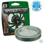 SPIDERWIRE STEALTH SMOOTH 8 BRAIDED LINE - MOSS GREEN