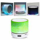 Portable Mini Bluetooth Stereo Music Bass Speaker For Mobile Phones iPhone MP3