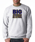 Long Sleeve T-shirt Unique BIG ATTITUDE