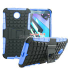 Shockproof Armor Heavy Duty Case Cover for Google Motorola Nexus 6, XT1100