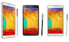 """5.7"""" Samsung Galaxy Note 3 Note III N900A 32GB 13MP NFC AT&T Unlocked Smartphone"""
