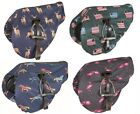 Shires Waterproof Ride-On Saddle Cover (233) - Horse, Dog, Chicken, Fox, Sheep