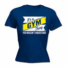 ITS A GYM THING WOMENS T-SHIRT bodybuilding training funny mothers day gift 123t