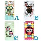 Owl Shockproof Phone Case F Samsung Galaxy J2 J3 J7 Prime Protective Shell Skin