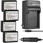 LP-E10 Battery / Charger For Canon EOS Rebel T3 Rebel T5 EOS M Digital Camera