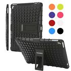 Heavy Duty Shockproof Hard Case Tough Cover for Apple iPad 2/3/4 & Mini& Air lot