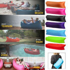 Air Camping Bed Lounger Inflatable Sofa Chair Outdoor Sleeping Beach Fast Bag AU