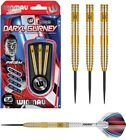 Daryl Gurney Gold Tungsten Steel Tip Darts by Winmau - Titanium Nitride Coating