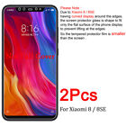 2X Tempered Glass Screen Protector For Xiaomi Pocophone F1 A1 A2 A3 9T 9 8 Lite