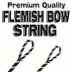 """55.5"""" ACTUAL LENGTH FLEMISH Fastflight RECURVE BOW STRING BOWSTRING - 10 COLORS"""