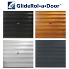 Gliderol Electric / Automatic Roller Door 2135mm x 2135mm (7ft wide x 7ft high)