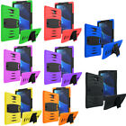 Hybrid Armor Cover PC Case For Samsung Galaxy Tab A/E/3/4/Lite 7.0 8.0 9.6 10.1