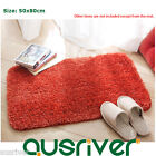 Soft Anti-Slip Absorbent Doormat Floor Mat Rug Carpet Home Indoor 50x80cm C58