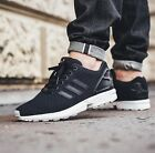 adidas Originals ZX Flux Mens Black Trainers