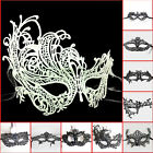 Hot Masquerade Mask Venetian Metal Filigree Party Accessories Fancy Dress New