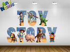 TOY STORY Name Letters Wall stickers decals (available in 3 PRE-CUT sizes) S2