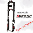Mountain Bike Bicycle Front Fork Stickers For MTB Marzocchi DH Race Vinyl Decals