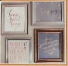 what is foil - Copper Foil Frameable Quotes: 8x10 & 5x7 Sizes - New - Art