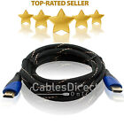 High Performance Gold HDMI Cable for TV, PS4, Bluray, With Ethernet 1080P Lot