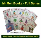 Islamic Mr Men Books ( Brother & Little Sisters Series ) Tales from Dhikarville