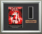 RESIDENT EVIL   Milla Jovovich - Michelle Rodriguez   FRAMED MOVIE FILMCELLS