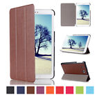 Luxury Stand PU Leather Smart Hard Cover Case For Samsung Galaxy TAB A 8.0 T350