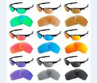 Polarized Replacement Lenses for oakley bottle rocket in different colors