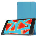 Folio Smart Magnetic Stand Flip Leather Case Cover for Lenovo Tab 3 7 Essential