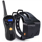 WOLFWILL Dog Training Collar 800 Yards E-Collar Rechargeable Shock Automatic, used for sale  Shipping to Canada