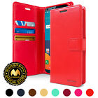 GOOSPERY BlueMoon Synthetic Leather Cover Flip Stand Wallet Case for LG G6