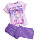 Disney Store Authentic Star Wars Rey & Chewbacca Sleep Set Pajamas Girls 4 5/6 $15.25 USD on eBay